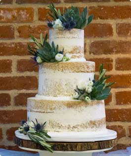 View Wedding Cake Photos