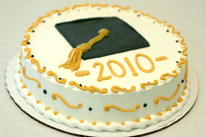 Round Graduation Cake Images : graduation cakes image search results