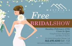 Westridge bridal show 2011