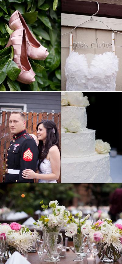California Villa Wedding patty's cakes fullerton