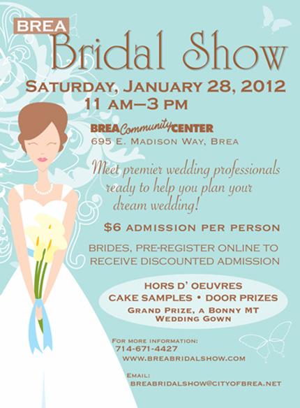 brea bridal show