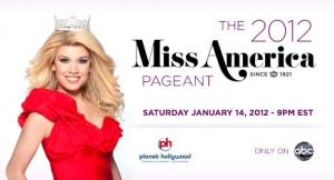 the 2012 miss america pageant
