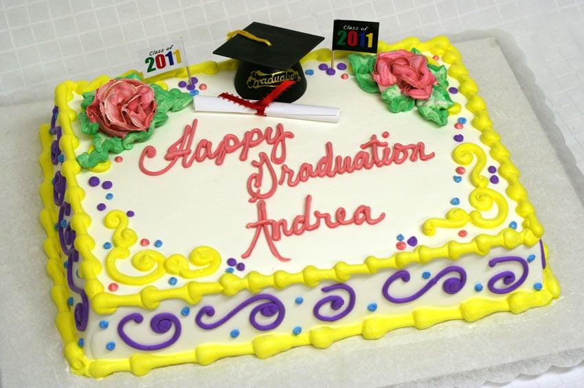 Graduation Cakes By Pattys Cakes