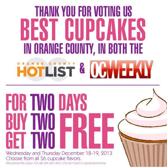 best cupcakes in orange county