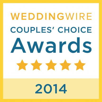 Couples Choice Award 2014, Wedding Wire