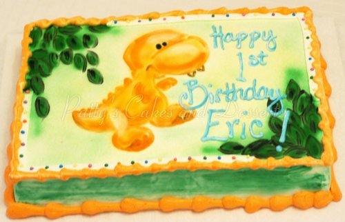 Baby Dinosaur Cake Decorations Wedding Decor