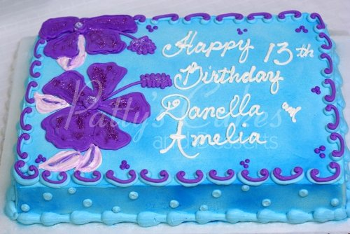Swell 13Th Birthday Cakes Archives Pattys Cakes And Desserts Funny Birthday Cards Online Eattedamsfinfo