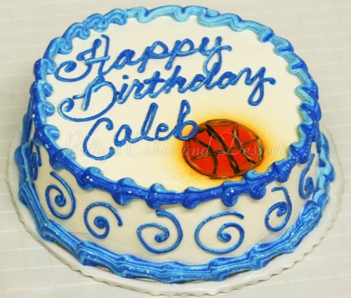 Swell Basketball Birthday Cakes Funny Birthday Cards Online Alyptdamsfinfo