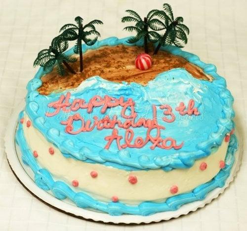 Ice Cream Cakes Mermaid Beach