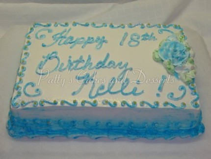birthday-cake-18th-white-blue