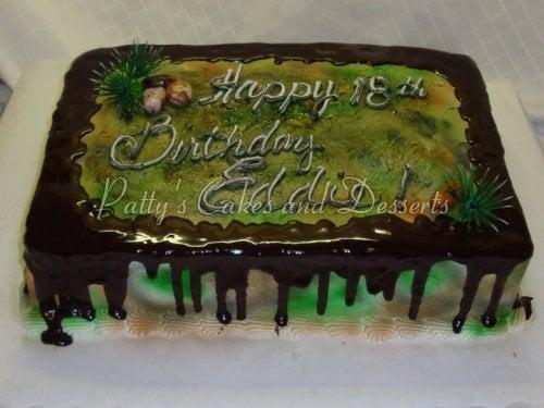 Orange County Birthday Cakes Archives