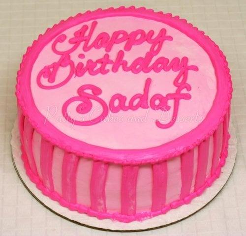 Patty Cake Icing