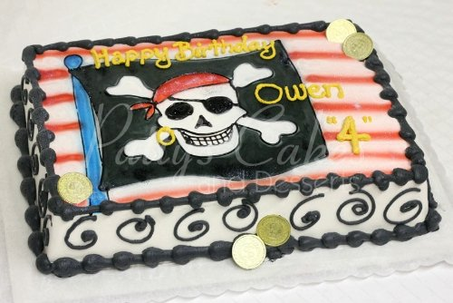 Tremendous Orange County Pirate Cakes Archives Pattys Cakes And Desserts Funny Birthday Cards Online Alyptdamsfinfo