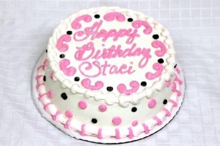 white-pink-birthday-cake-round