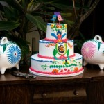 hispanic wedding cake