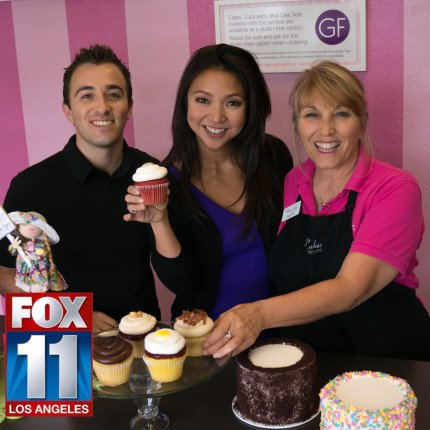 Patty's Cakes Fox LA Sandra Endo