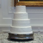 nixon library wedding cake