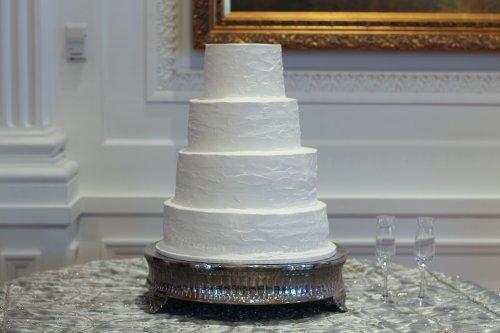 nixon library wedding cake