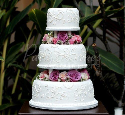 Villa Del Sol Wedding Cake This Gorgeous 3 Tier