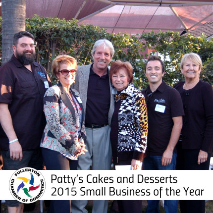 Small Business of the Year - Patty's Cakes and Desserts