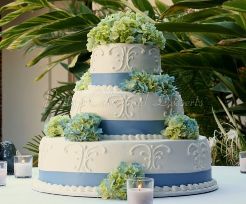 Black ribbon wedding cakes Archives - Patty\'s Cakes and Desserts