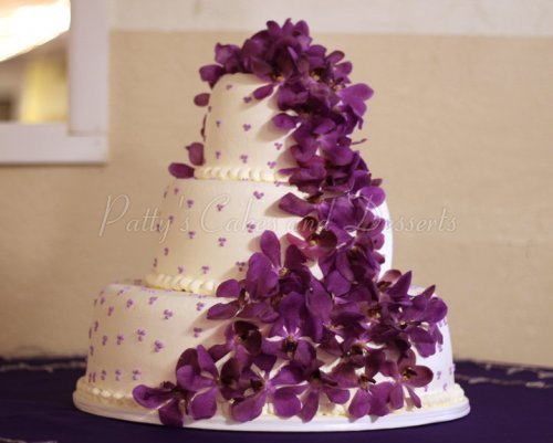 Purple wedding cakes Archives - Patty\'s Cakes and Desserts