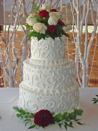 wedding-cake-s-design-white-roses