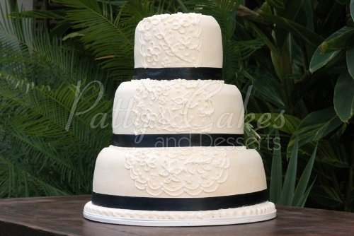 simple white wedding cake pictures bling wedding cakes archives patty s cakes and desserts 20118