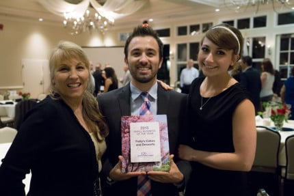 Patty's Cakes and Desserts 2015 Small Business of the Year