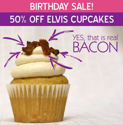 Elvis Birthday Promo Sale