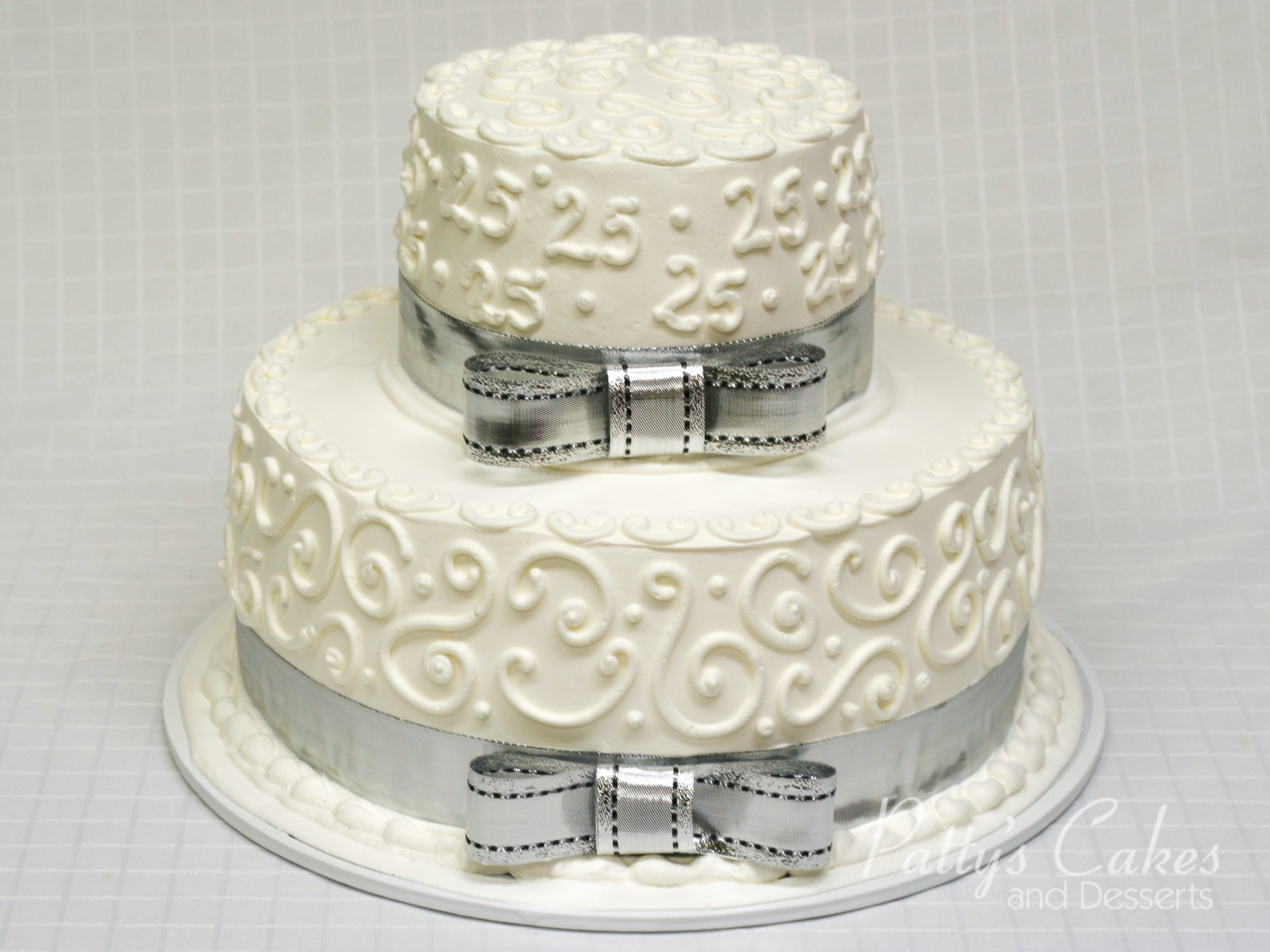 Magnificent Wedding Anniversary Cake Designs Image - The Wedding ...