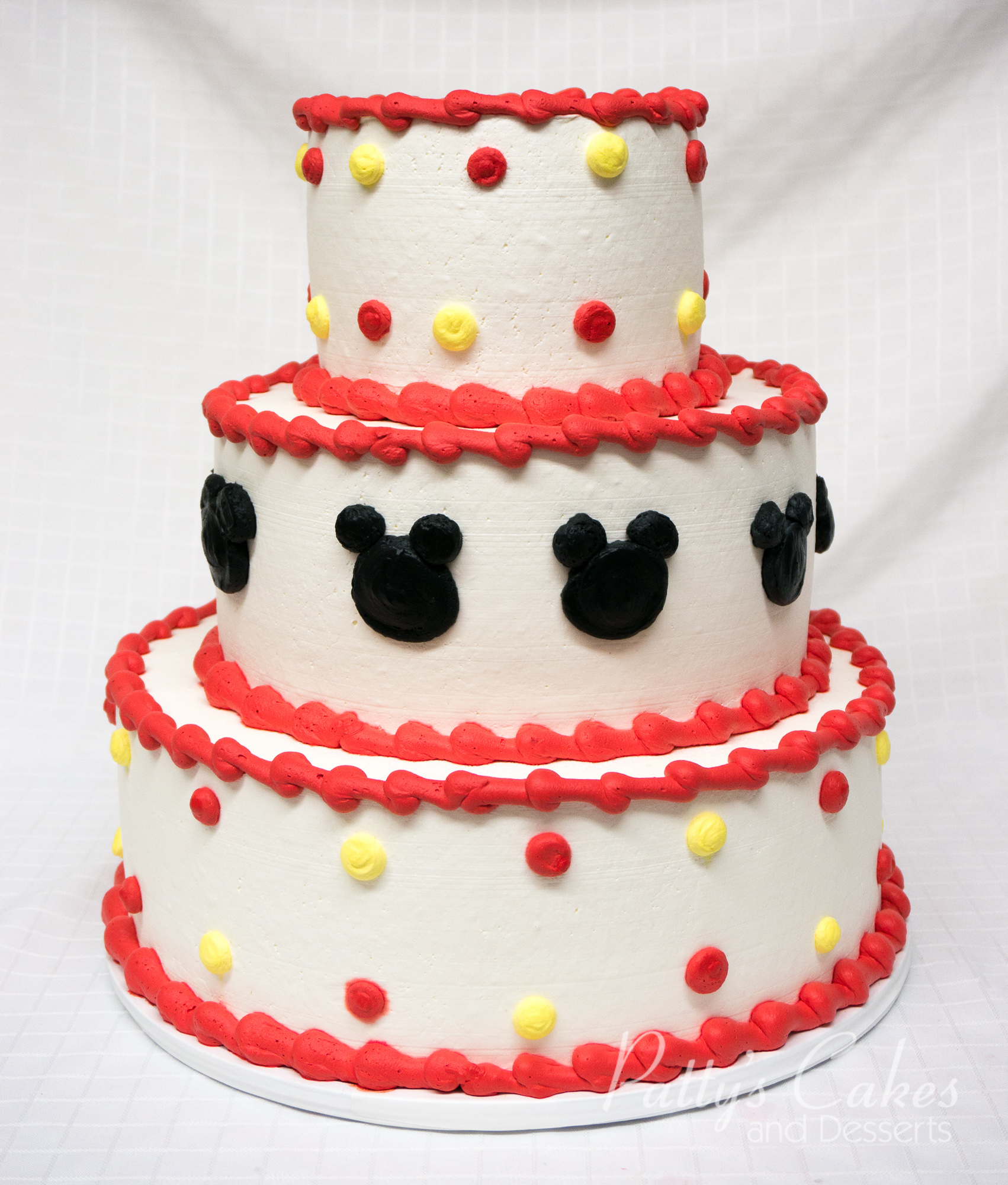 Artful Birthday Cake Pics