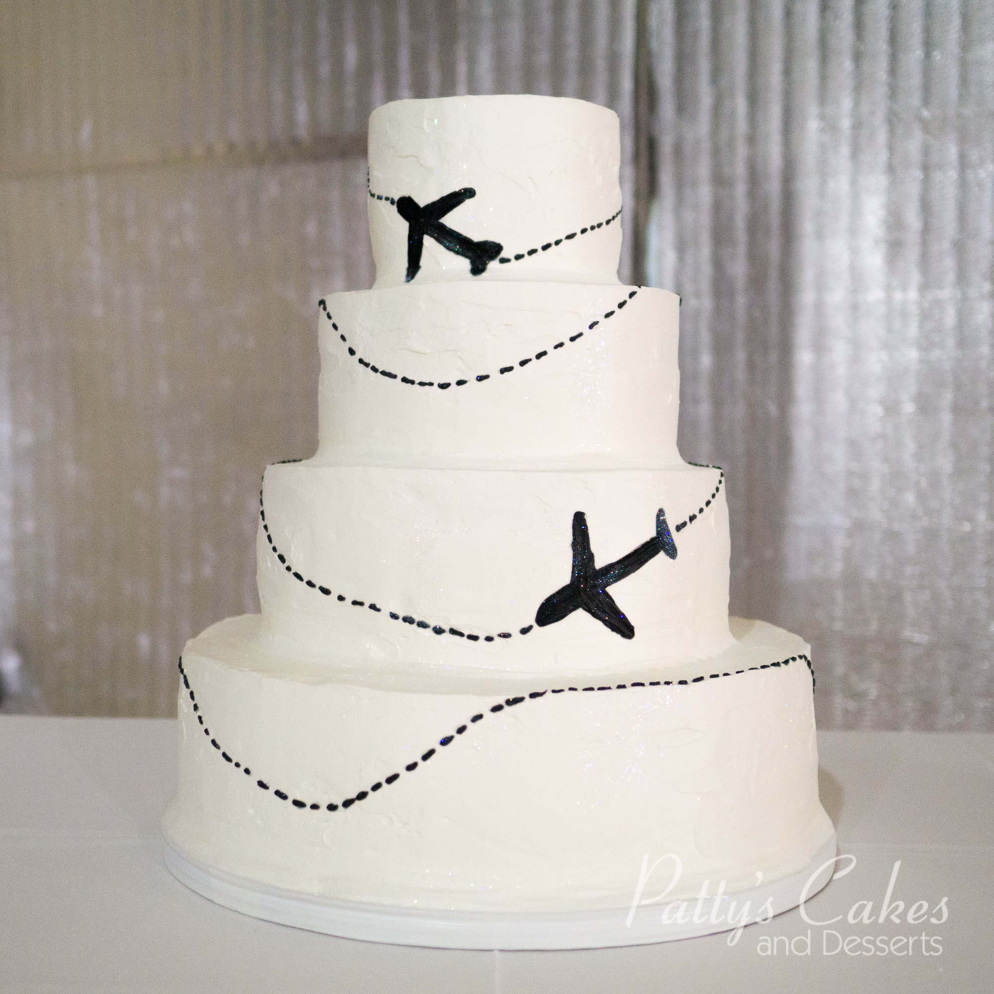 aircraft wedding cake photo of a airplane wedding cake patty s cakes and desserts 10633