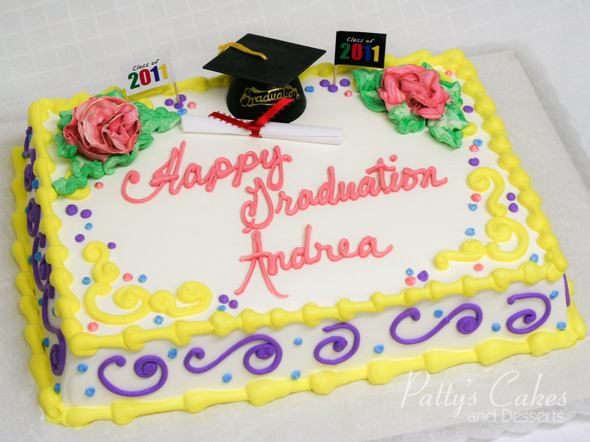 graduation-cake-colorful