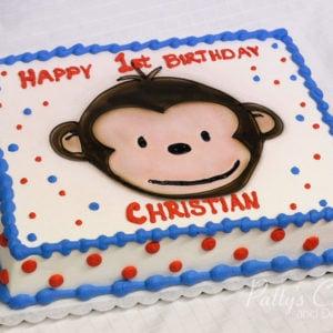 Kids Custom Birthday Cakes Online