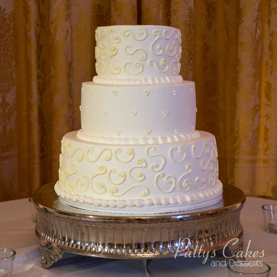 Small Wedding Cakes.Photo Of A Small Wedding Cake Patty S Cakes And Desserts