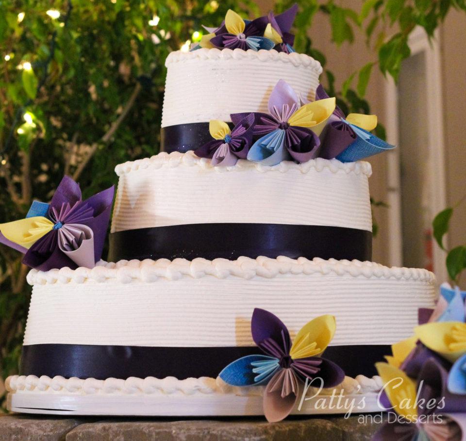 Photo of a poker blackjack birthday cake - Pattys Cakes