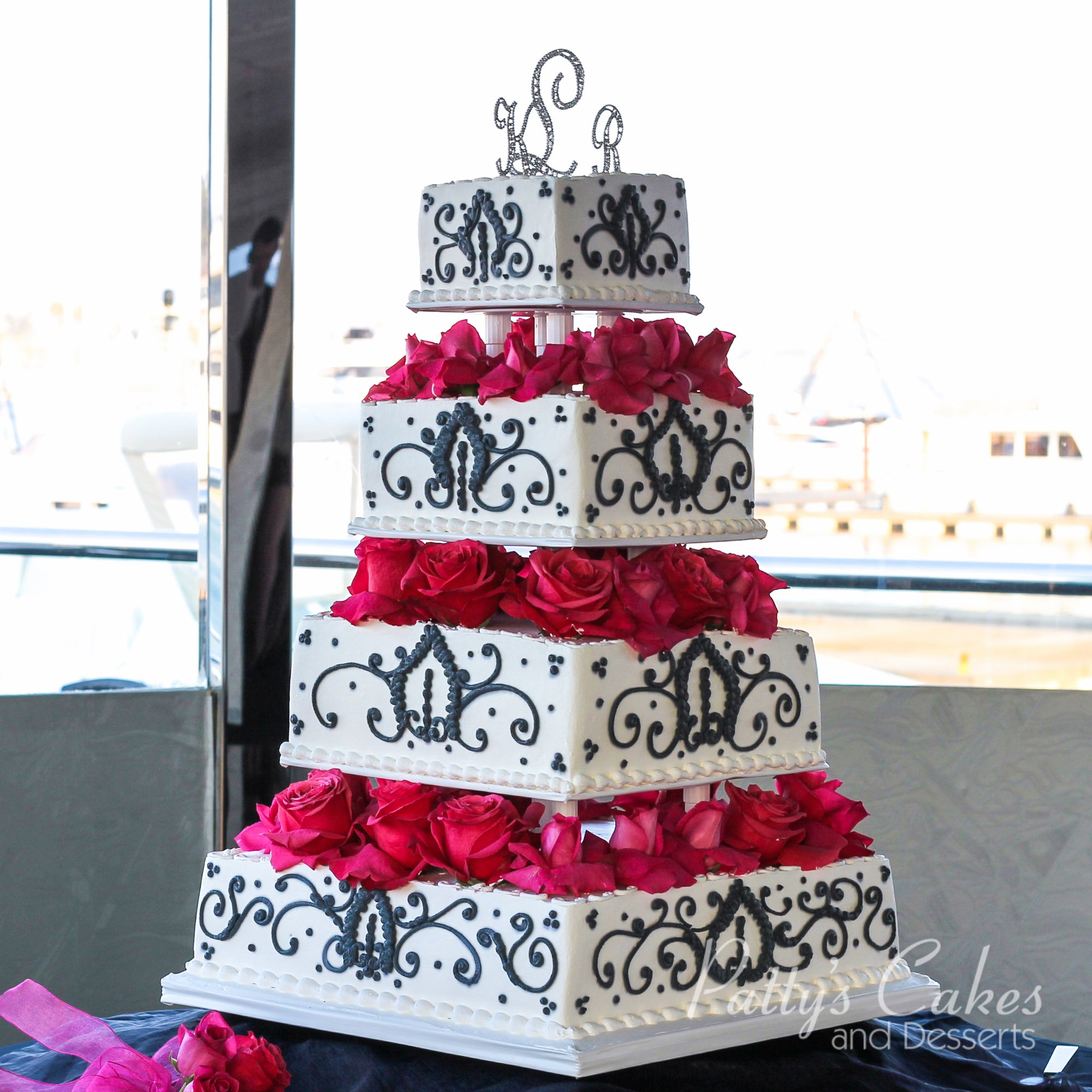 Wedding Cake Gallery Patty s Cakes and Desserts