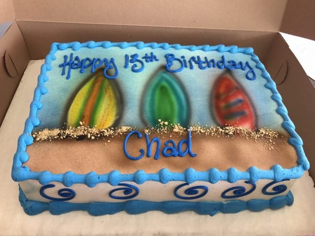 Beautiful And Delicious Birthday Cake Pattys Cakes And Desserts